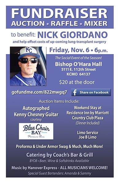 Benefit Fundraiser