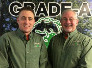 Nick & Phil Giordano with Grade A Tree Care Kansas City